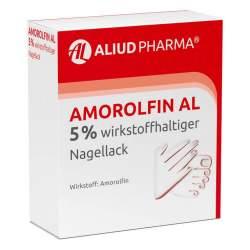 Amorolfin AL 5% wirkstoffh. Nagellack 3ml
