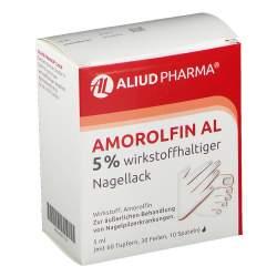Amorolfin Al5% Wsh Nagella