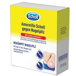 Amorolfin Scholl gegen Nagelpilz Behandlungsset 2,5ml