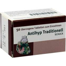 Antihyp Traditionell Schuck 50 St.