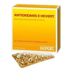 Antioxidans E Hevert 100 Weichkaps.