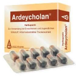 Ardeycholan® 100 Hartkaps.