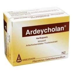 Ardeycholan® 50 Hartkaps.