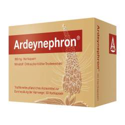 Ardeynephron® 180 mg 50 Hartkaps.