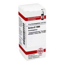 Arnica D 1000 DHU Glob. 10 g