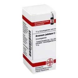 Arsenum jodatum C30 DHU Glob. 10g