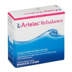 Artelac® Rebalance Augentropfen 3x10 ml