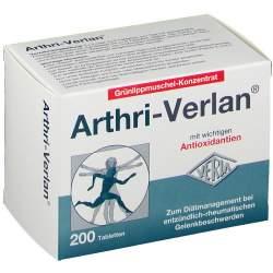 Arthri-Verlan® 200 Tbl.