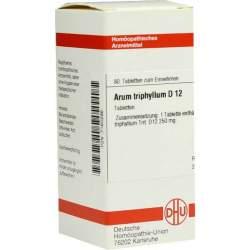 Arum triphyllum D12 DHU 80 Tbl.