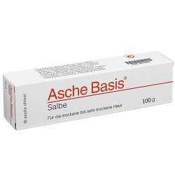 Asche Basis® Salbe 100ml