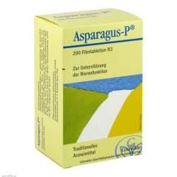 Asparagus-P® 200 Tbl.