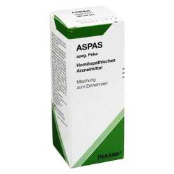 ASPAS spag. Peka Tropfen 50ml