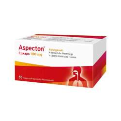 Aspecton® Eukaps 50 msr. Weichkaps. 100 mg