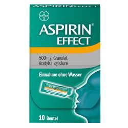 Aspirin® Effect 500 mg Granulat, 10 Btl.