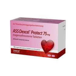 ASS Dexcel Protect 75mg 100 Tbl., magensaftr.
