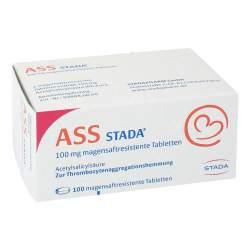 ASS STADA® 100mg 100 magensaftresist. Tbl.