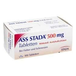 ASS STADA® 500mg 100 Tbl.