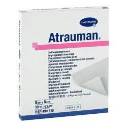 Atrauman® 10 Kompressen 5 cm x 5 cm