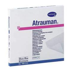 Atrauman® 10 Kompressen 7,5 cm x 10 cm