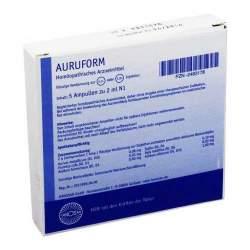 Auruform Ampullen 5 Amp. je 2ml