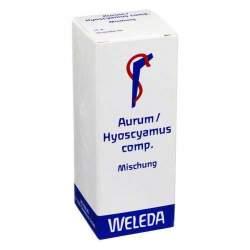Aurum/Hyoscyamus comp. Weleda Dil. 50ml
