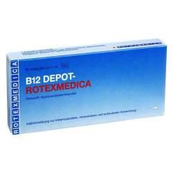 B 12 Depot-Rotexmedica 10 Amp.