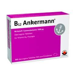 B12 Ankermann® 1000µg 100 überz. Tbl.