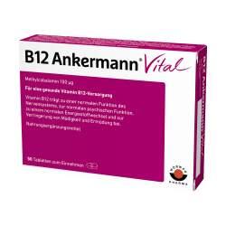 B12 Ankermann® Vital 50 Tbl.