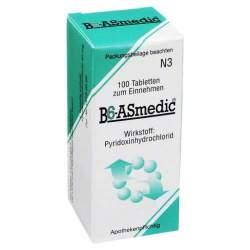 B6 Asmedic 100 Tbl.