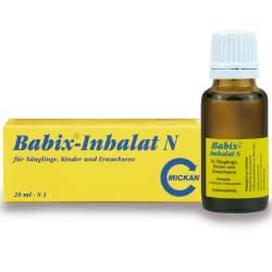 Babix® -Inhalat N 20ml äther. Öl