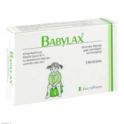 Babylax® 50%ige Rektallösung 3 Klistiere