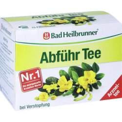 Bad Heilbrunner Abführ Tee 15 Btl.