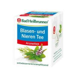Bad Heilbrunner Blasen- und Nieren Tee 8x1.75 g