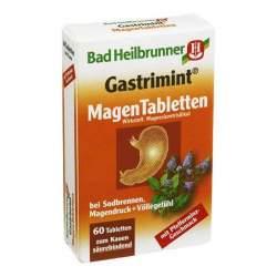 Bad Heilbrunner Gastrimint Magen Tabletten 60 St.
