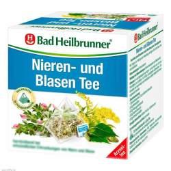 Bad Heilbrunner Nieren- und Blasen Tee 15x2.0 g