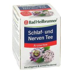 Bad Heilbrunner Schlaf- und Nerven Tee 8x1.75 g