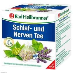 Bad Heilbrunner Schlaf- und Nerventee Pyramidenbtl 15x1.7 g