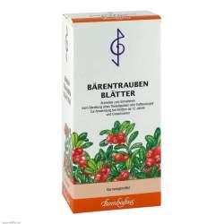 Baerentraubenblätter Tee Bombastus 100g