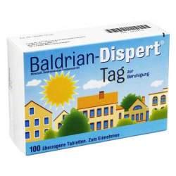 Baldrian-Dispert® Tag 100 überzog. Tbl.