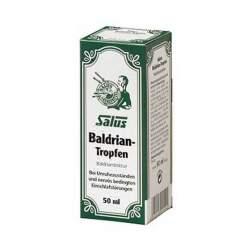 Baldrian-Tropfen Baldriantinktur bio Salus 50 ml