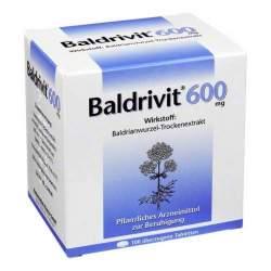 Baldrivit® 600 mg 100 überz. Tbl.