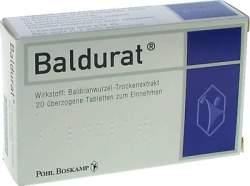Baldurat®, 650 mg, 20 überzogene Tbl.