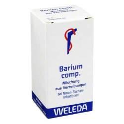 Barium comp. Weleda Trit. 20g