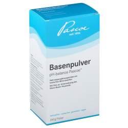 Basenpulver pH-balance Pascoe® 260g