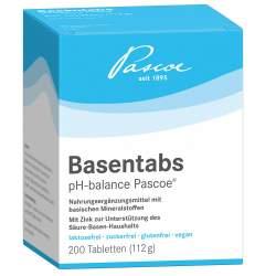 Basentabs pH-balance Pascoe® 200 Tbl.