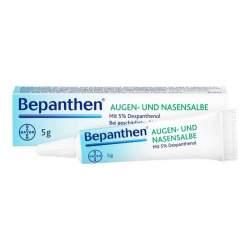 Bepanthen® AUGEN- UND NASENSALBE 5g