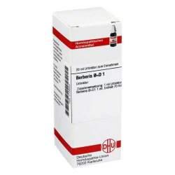Berberis Urtinktur D1 DHU Dil. 20 ml