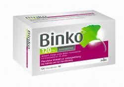 Binko® 120mg 120 Filmtbl.