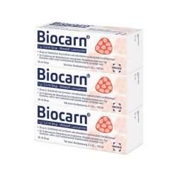 Biocarn 1 g/3,3 ml Sirup 3 Flaschen 50ml
