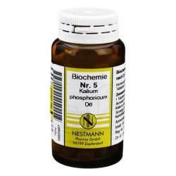Biochemie 5 Kalium phos. Nestmann D 6 100 Tbl.